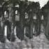Colosseum - oostindische inkt, 49 x 70 cm