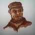 Klepperman 10 - sepia, 25 x 20 cm